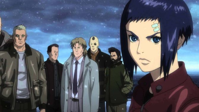 ghost in the shell ordine arise