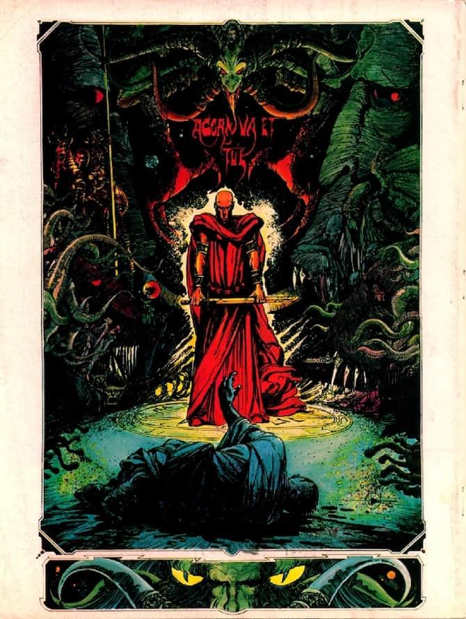 quarte copertina heavy metal