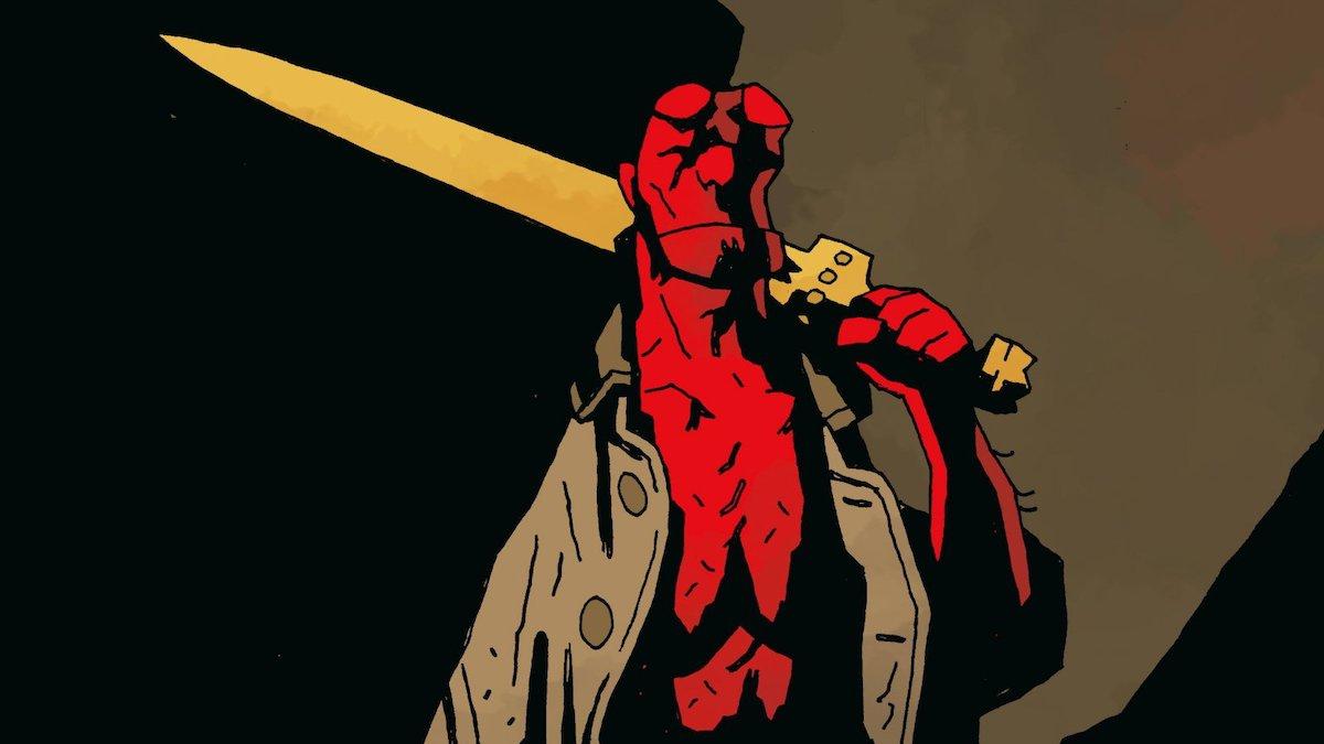hellboy dark horse fumetti gratis