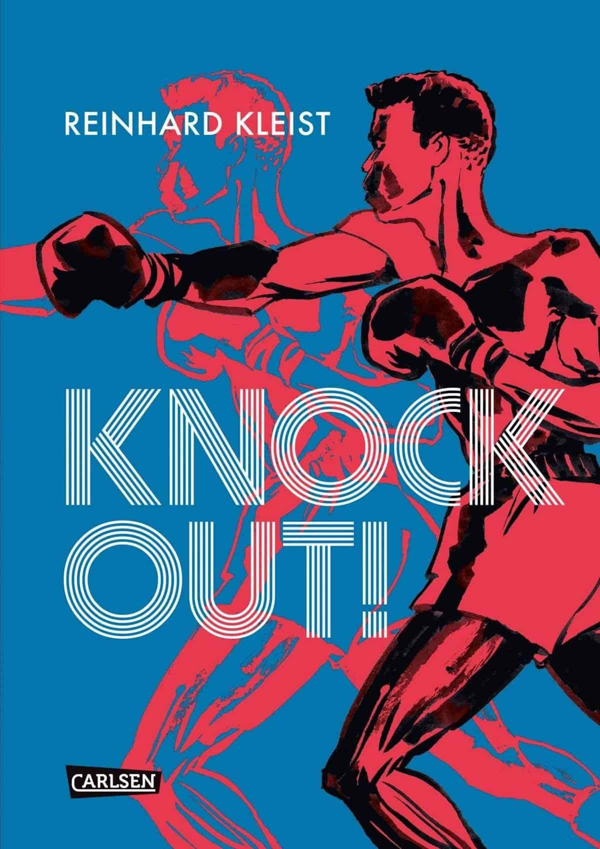 Reinhard Kleist knock out migliori fumetti 2019 germania