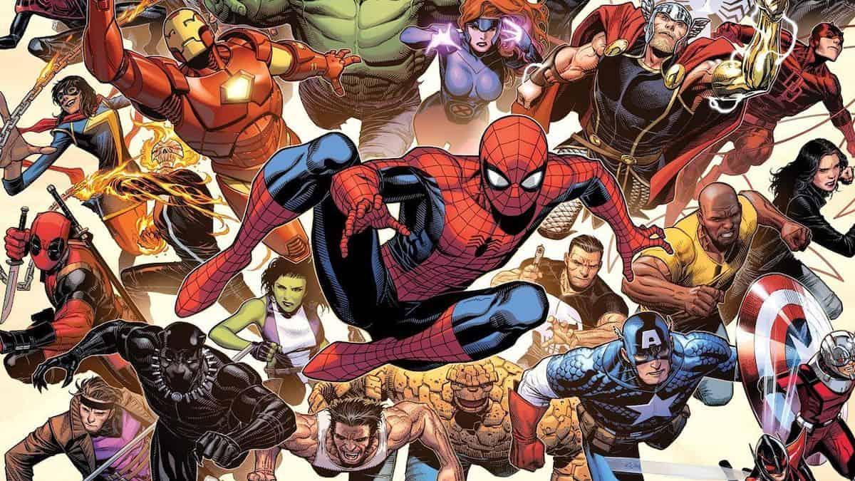 marvel comics congedo staff
