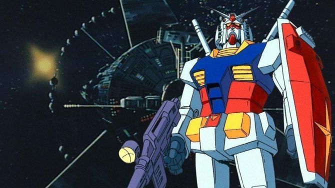 mobile suit gundam anime amazon prime