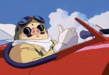porco rosso miyazaki