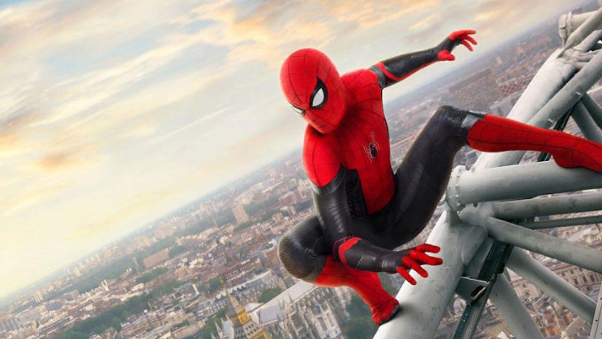 spider-man film uscita date