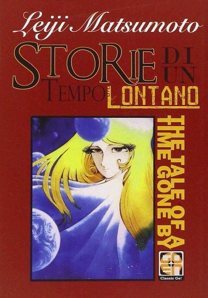 maicol mirco fumetti storie di un tempo lontano leiji matsumoto
