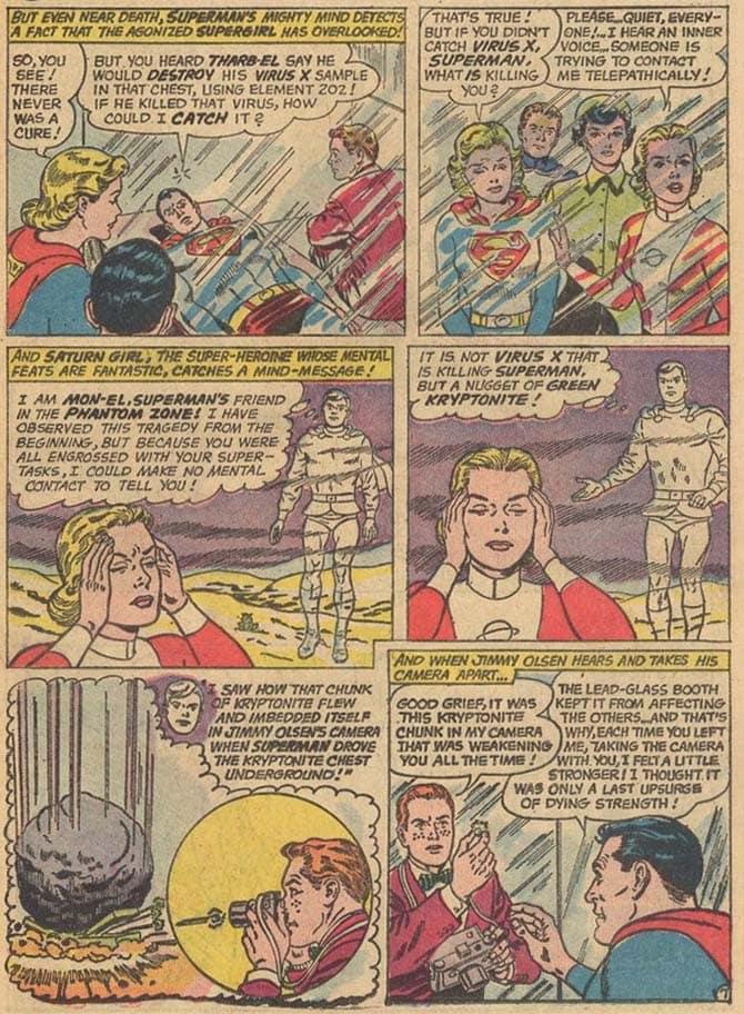 superman quarantena fumetto dc comics