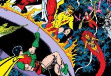 teen titans 6 fumetto dc storia marvel