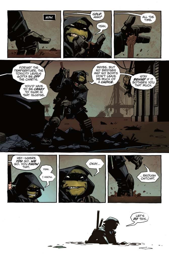 ninja turtles last ronin fumetto