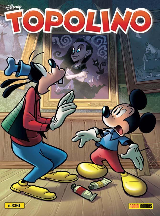 copertina topolino 3361