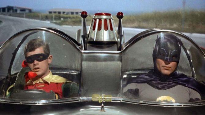 batman documentario batmobile