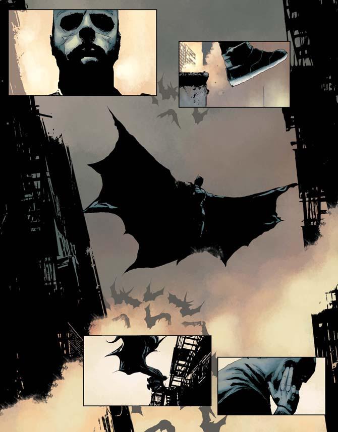 batman smile killer fumetto dc comics