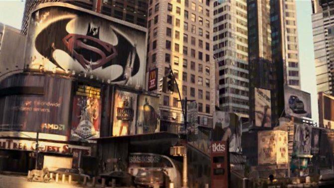 batman vs superman io sono leggenda