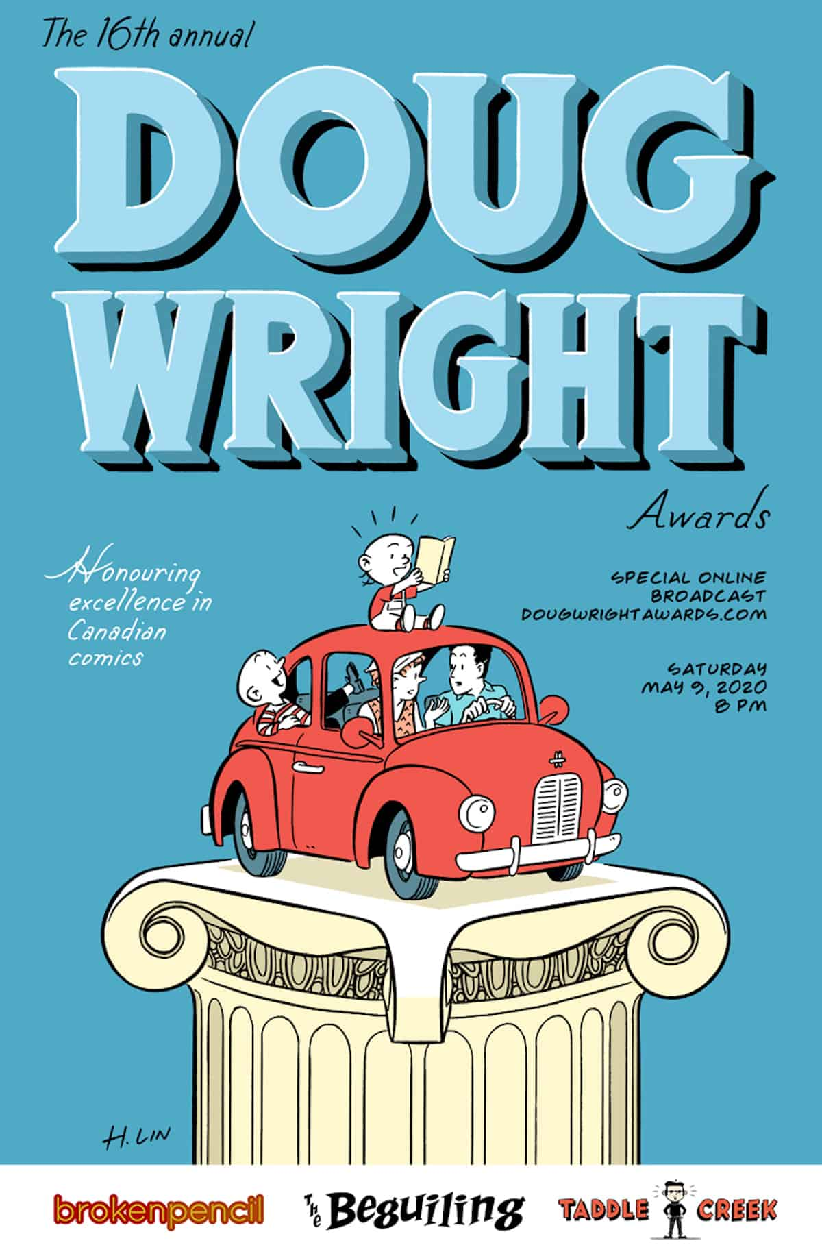 Doug Wright Awards 2020