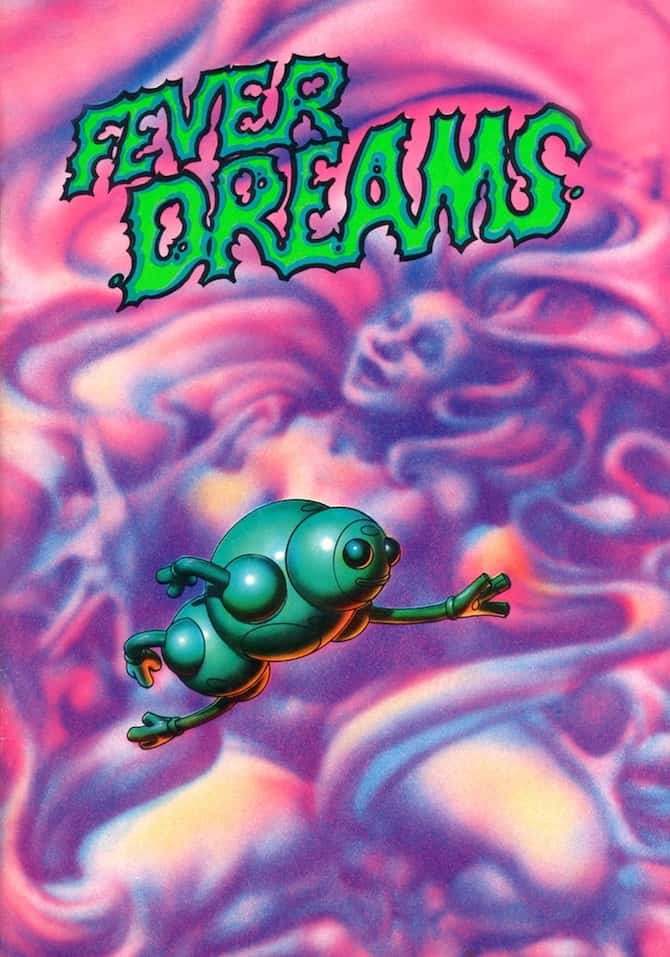 fever dreams film richard corben