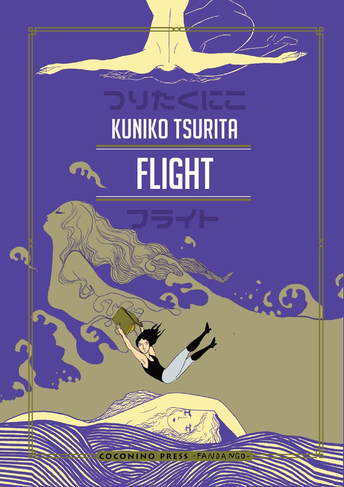 Flight Kuniko Tsurita coconino