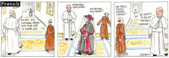 Francis di Patrick J. Marrin