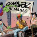 gorillaz almanac fumetto