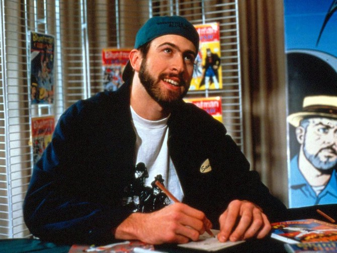 in cerca di amy kevin smith film fumettisti
