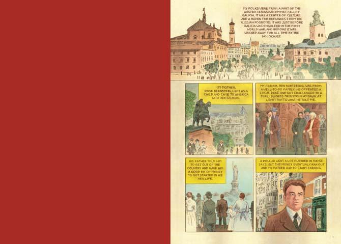 jack kirby biografia tom scioli