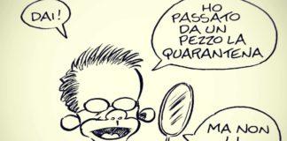 leo ortolani fumetti quarantena