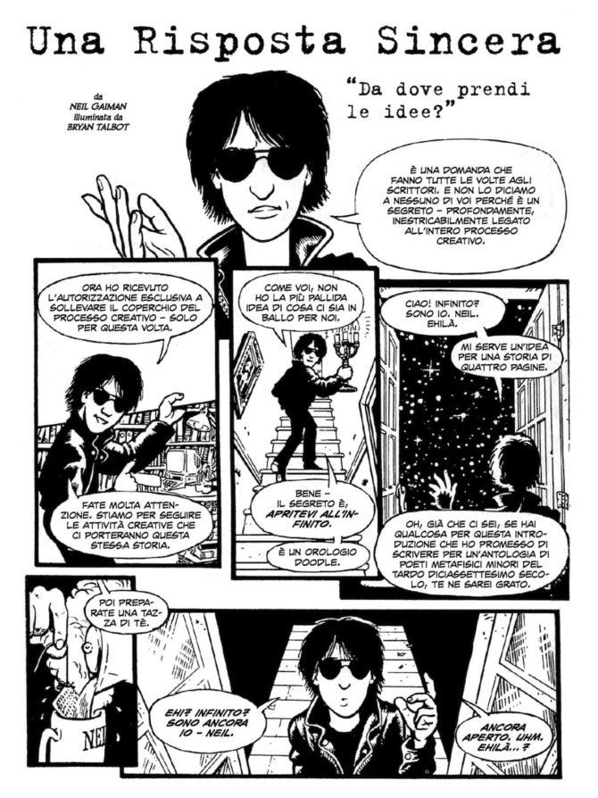 primi fumetti neil gaiman storie perdute double shot brian talbot