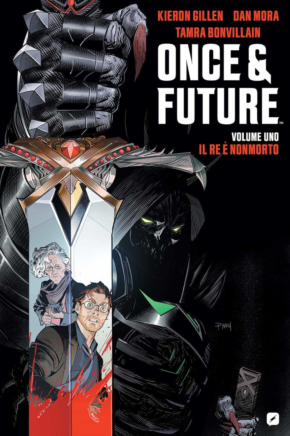 once future kieron gillen edizioni bd