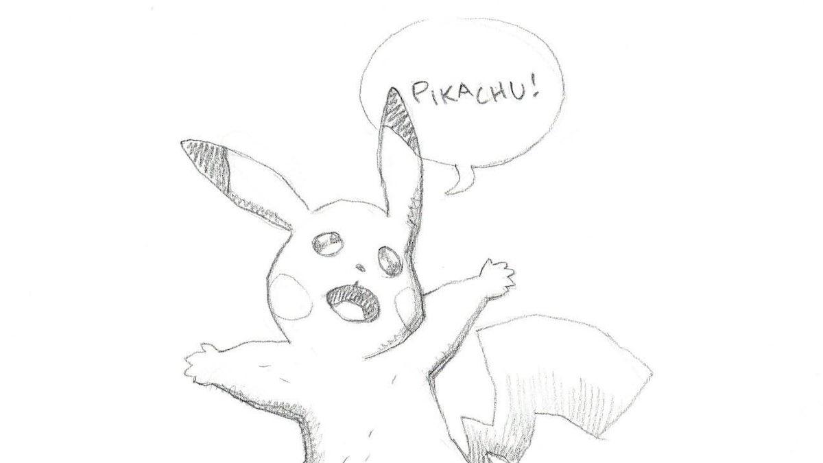 pokemon mike mignola pikachu
