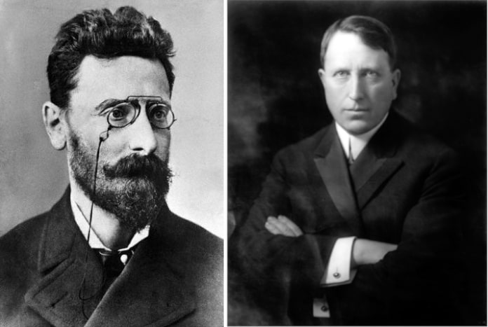 Joseph Pulitzer William Randolph Hearst