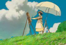 si alza il vento miyazaki