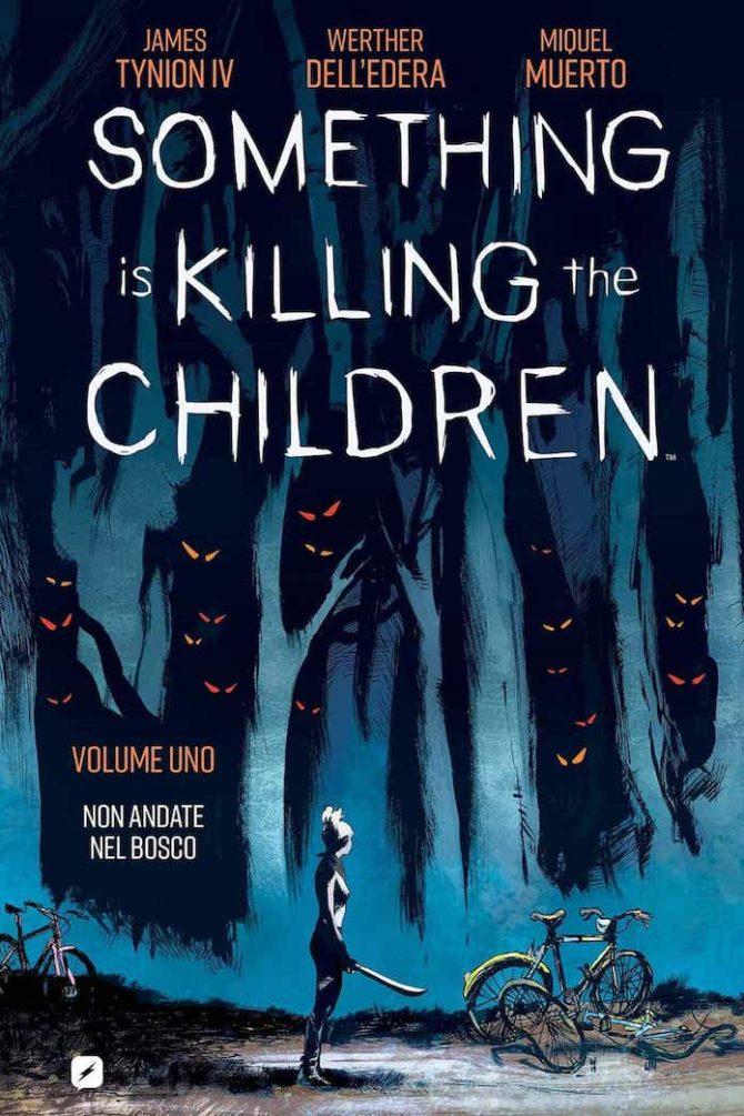 something is killing the children migliori serie fumetti 2020