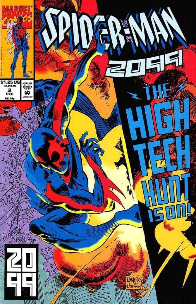 spider-man 2099 fumetto marvel