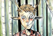 sweet tooth netflix jeff lemire