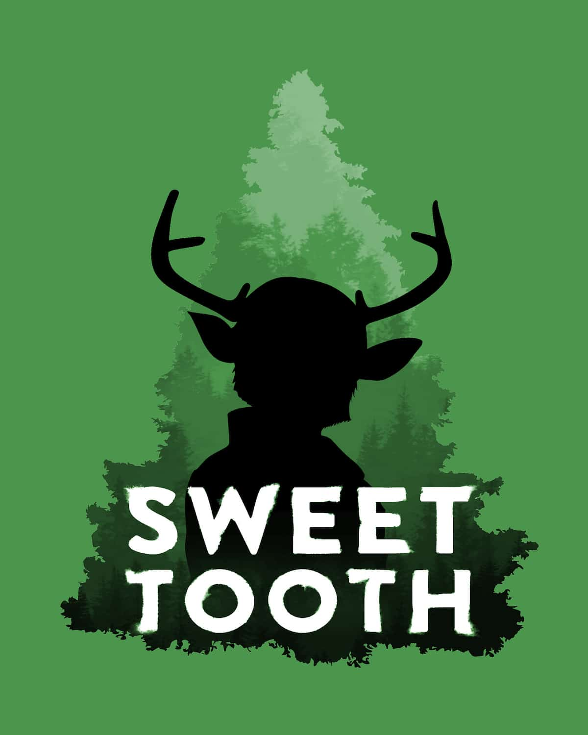 sweet tooth netflix serie tv jeff lemire