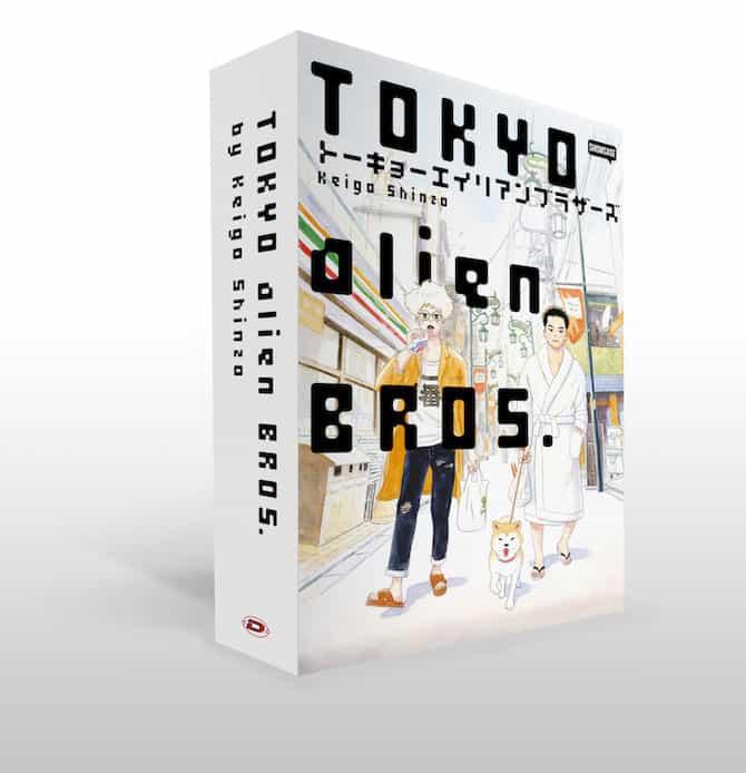 tokyo alien bros dynit manga luglio 2020