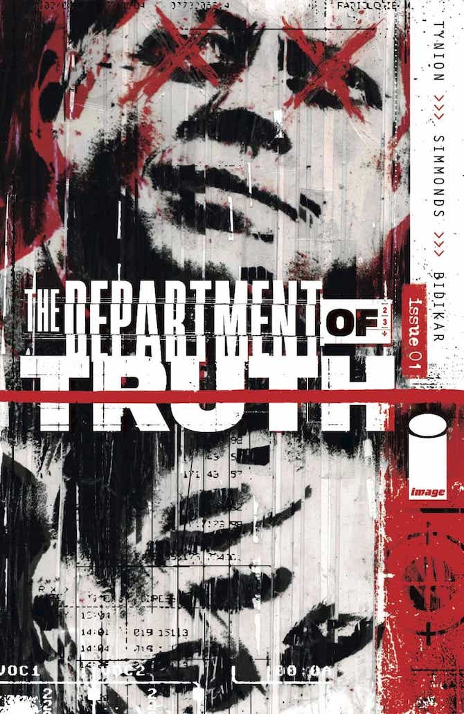 Department Truth James Tynion