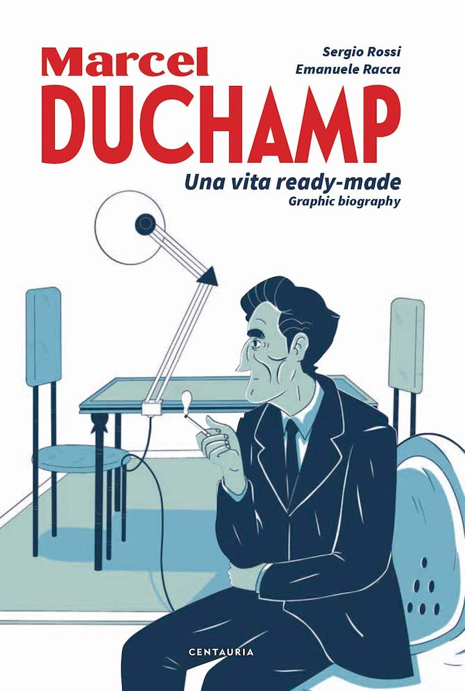 Marcel Duchamp fumetto