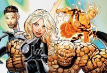 fantastici quattro sole che nasce nuovi fumetti marvel comics panini agosto