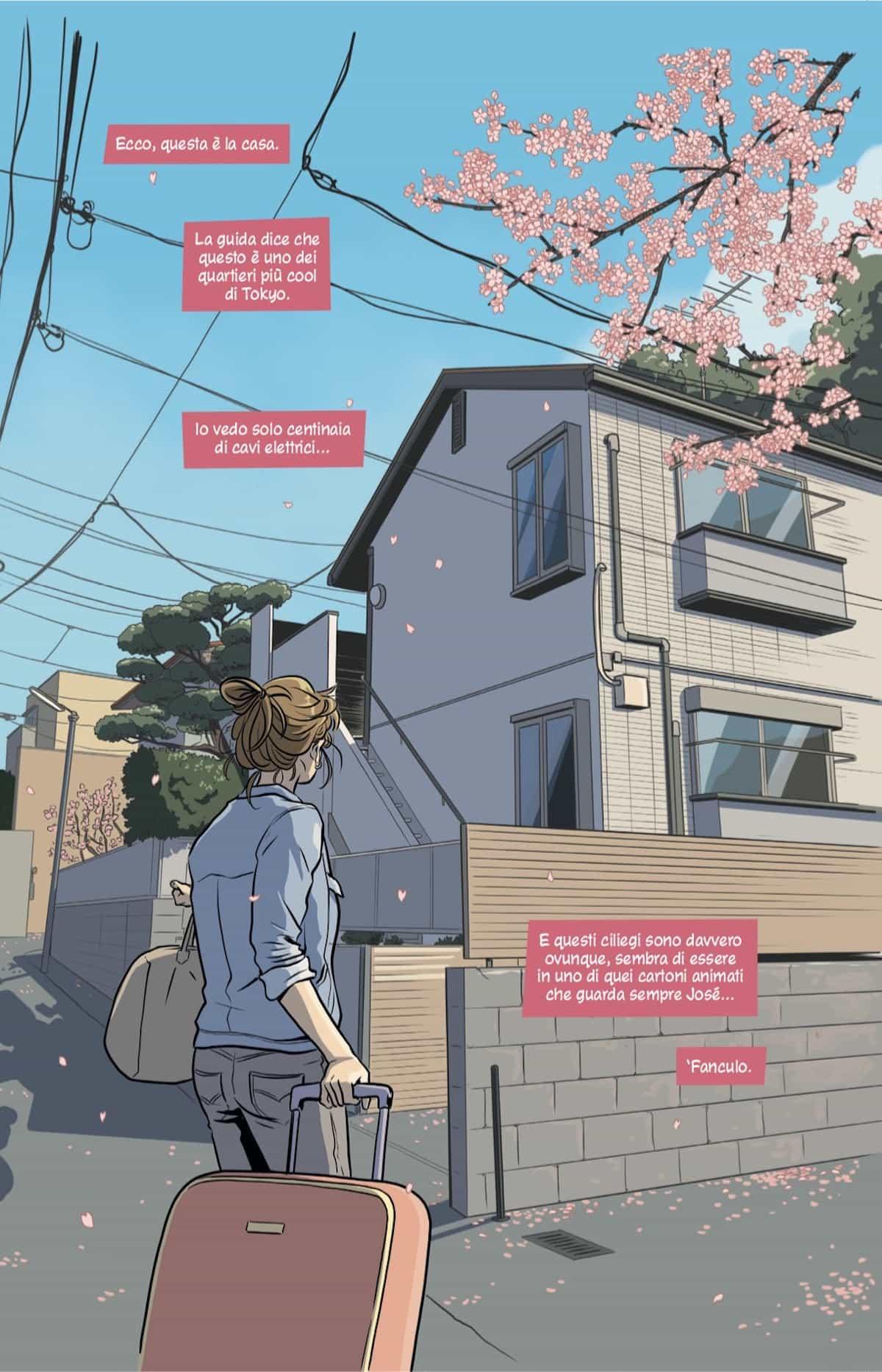 F***ing Sakura - Giulio Macaione - Panini Comics
