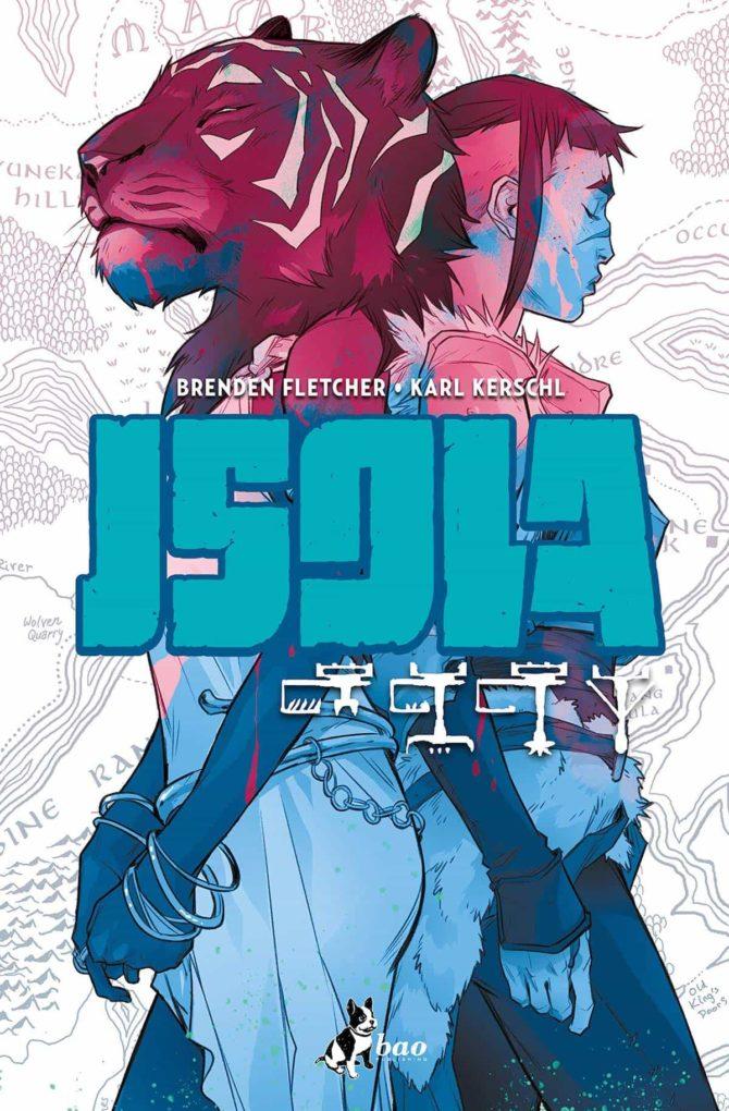 isola bao publishing fumetto