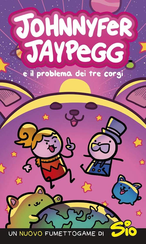 Johnnyfer Jaypegg e il problema dei tre corgi sio
