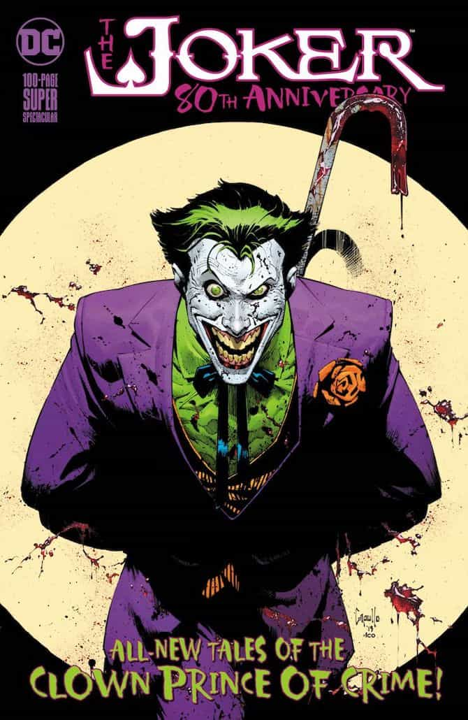 joker 80 dc comics