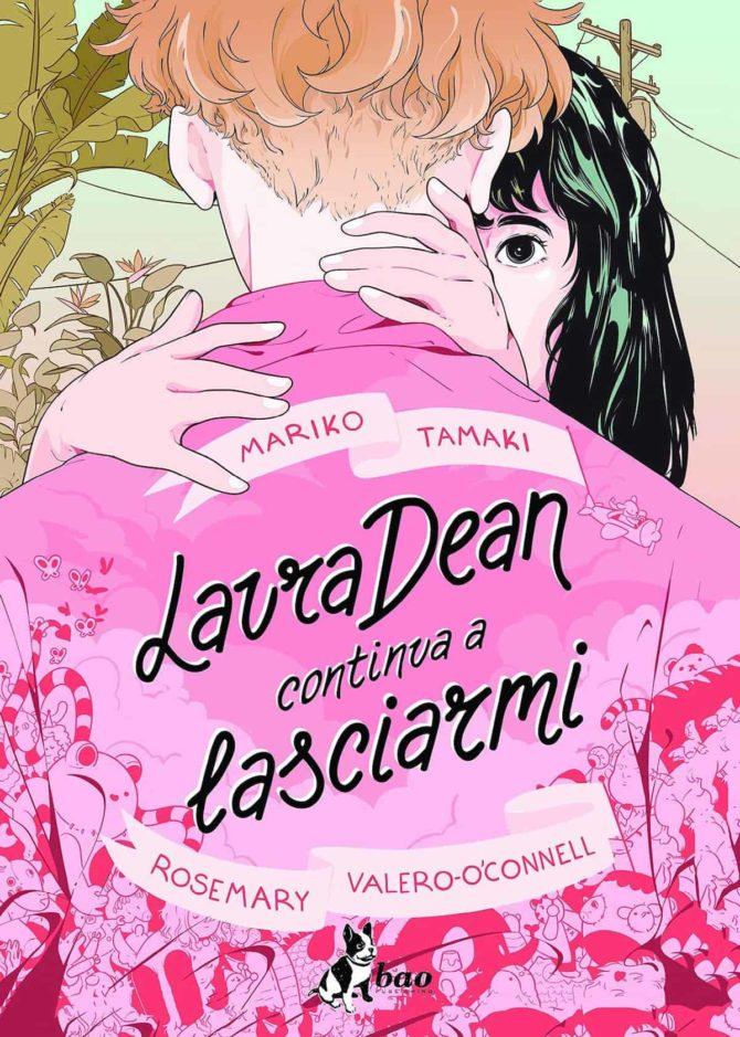 Laura Dean continua a lasciarmi Bao Publishing