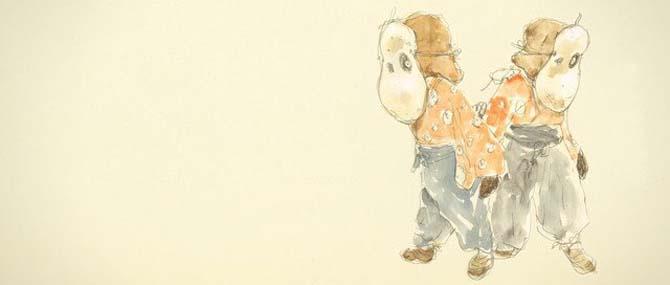 matsumoto character design inu-oh