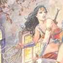 milo manara wonder woman panini comics