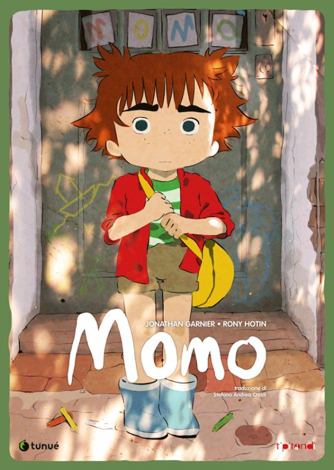 fumetti tunué luglio momo