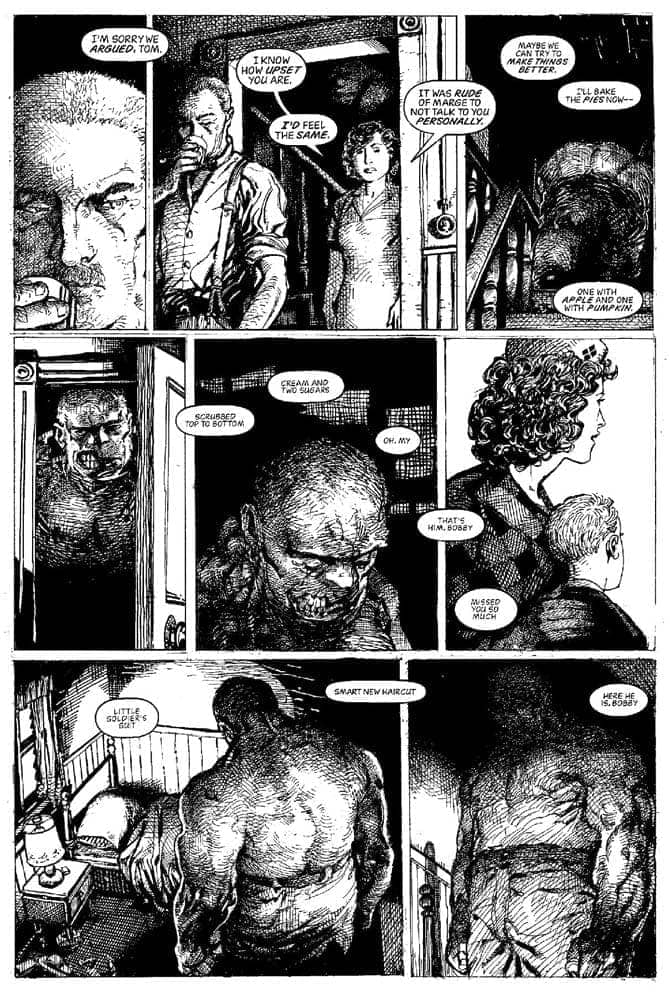 monster barry windsor-smith