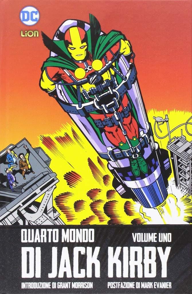 Quarto Mondo jack kirby fumetti dc comics