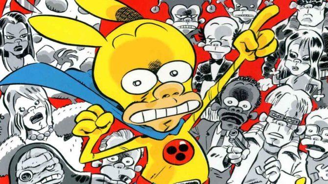 rat-man fumetti leo ortolani