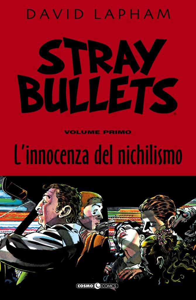 stray bullets 1 cosmo radar fumetti