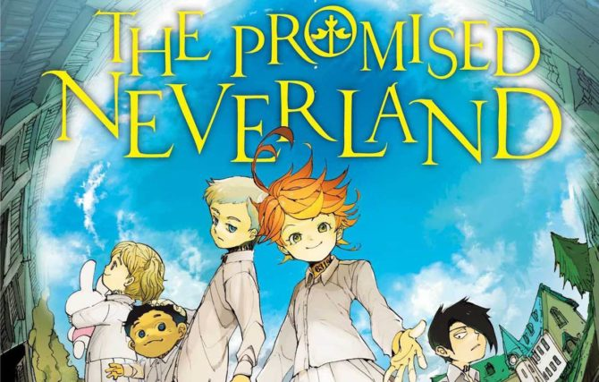 concluso promised neverland